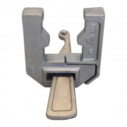 Serrage à clavette verticale galvanisé
