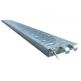 Plancher acier galvanisé Classe IV 0.30 x 3000 mm