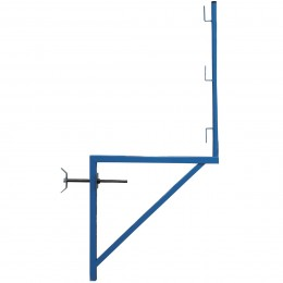 Console de façade 1,00 x 1,00 m