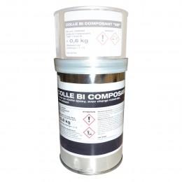 Colle bi-composante pour bouchon fibro / 1 kg /  partie B