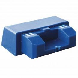 Aimant pour boite d'attente métal TBOX lg 130 mm