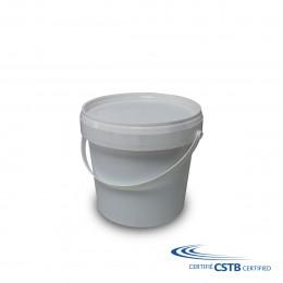 Colle silicate pour joint coupe feu / bidon de 1,4 kg