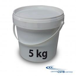 Colle silicate pour joint coupe feu / bidon de 5 kg