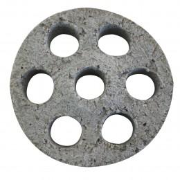 Cale d'armature béton ronde