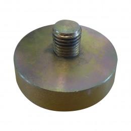 Fixation acier magnétique