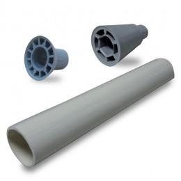 Tube PVC - Cofrasud