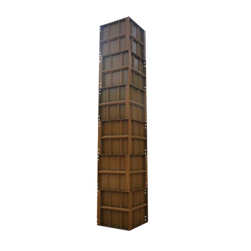 panneau de coffrage m tallique pour pilier 50 50 cm cofrasud. Black Bedroom Furniture Sets. Home Design Ideas